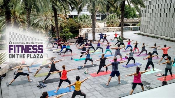 University Health System Fitness on the Plaza - DreamSA