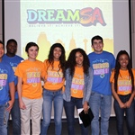 DreamSA Kickoff Teen Ambassador Group