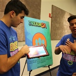 DreamSA Kickoff Teen Ambassadors show off volunteering opportunities