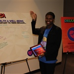 DreamSA kickoff Teen Ambassador show off health and well-being resources