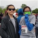 Teen Ambassadors at 2019 City Manager 5k
