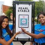 Teen Ambassadors at SA2020 Event at Pearl Stable